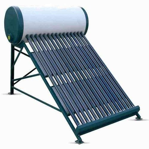 Evacuated Tube Collectors (ETC) based Solar Water Heaters